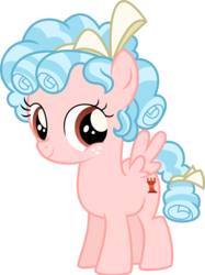 Size: 5299x7067 | Tagged: absurd res, antagonist, artist:digimonlover101, cozy glow, female, filly, freckles, marks for effort, pegasus, pony, safe, school raze, season 8, simple background, smiling, solo, transparent background, vector