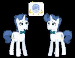 Size: 1467x1146   Tagged: safe, artist:spectrumnightyt, oc, oc:spectrum night, pony, unicorn, male, offspring, parent:fancypants, parent:rarity, parents:raripants, reference sheet, simple background, solo, stallion, transparent background