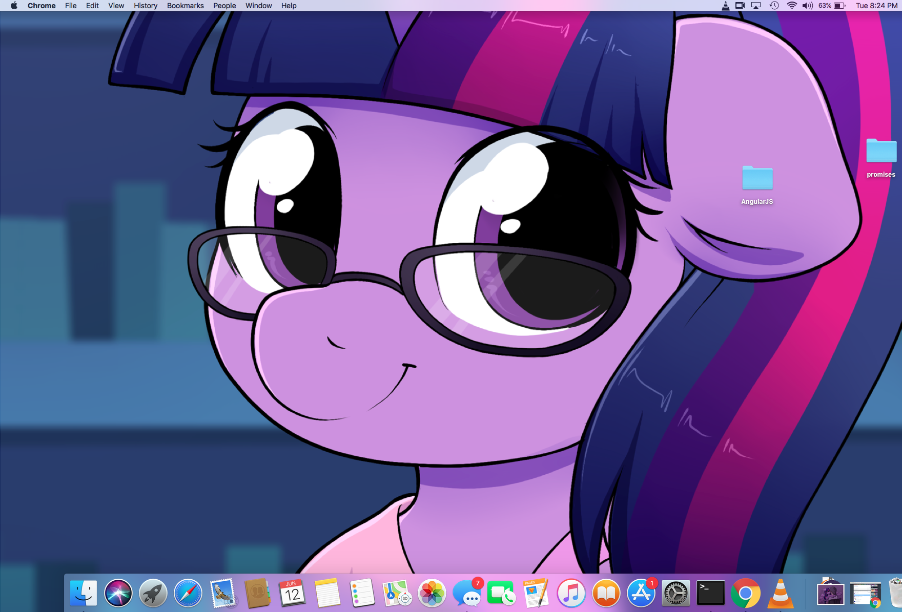 1756463 - alicorn, artist:moozua, cute, female, glasses, javascript