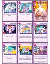 Size: 1024x1325 | Tagged: safe, artist:bigcdoodles, artist:bluekite-falls, artist:dogi-crimson, artist:ilikebuttz, artist:kriscrash, artist:noxidium, artist:radicalweegee, artist:sky-railroad, carrot cake, daybreaker, princess celestia, oc, oc:phalanx, bat pony, changeling, fruit bat, twilight sparkle's secret shipfic folder, alicorn amulet, banana, broken horn, final fantasy, final fantasy vii, food, one winged angel, pinklestia, pretty wings, sephiroth, shopping, sword, toy, weapon