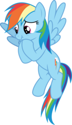 Size: 6400x11043 | Tagged: safe, artist:parclytaxel, rainbow dash, pegasus, pony, tanks for the memories, .svg available, absurd resolution, cute, dashabetes, female, flying, mare, scrunchy face, simple background, solo, transparent background, vector