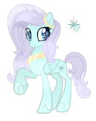Size: 1704x2144 | Tagged: artist:crystalhearts123yt, female, mare, oc, oc:midnight hearts, pegasus, pony, raised hoof, safe, simple background, solo, transparent background