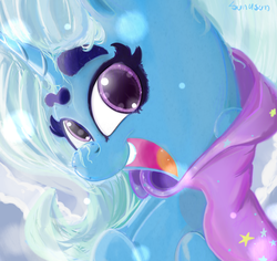 Size: 973x918 | Tagged: artist:sunny4sunnly, safe, solo, trixie