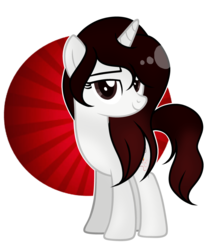 Size: 1024x1154 | Tagged: safe, artist:mintoria, oc, oc only, oc:taya, pony, unicorn, female, mare, simple background, solo, transparent background