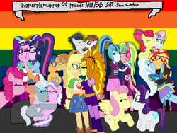 Size: 3413x2561 | Tagged: adagio dazzle, apple bloom, applejack, aria blaze, artist:bigpurplemuppet99, dazzlejack, diamond tiara, equestria girls, feather bangs, female, flarity, flash sentry, fluttershy, gay, gender bend, kissing, lemonata, lemon zest, lesbian, male, pinkambula, pinkie pie, pipsqueak, rarity, rule 63, rumble, safe, sci-twi, shipping, silver spoon, silvertiara, somnambula, sonata dusk, sparkleblaze, sunset shimmer, suntrix, sweetie belle, sweetiebloom, trixie, twilight sparkle