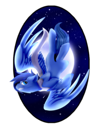 Size: 1024x1289   Tagged: safe, artist:absolitedisaster08, oc, oc only, pegasus, pony, male, night, simple background, solo, stallion, transparent background
