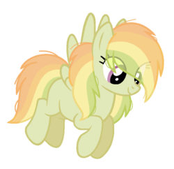 Size: 780x756 | Tagged: artist:crystalponyart7669, female, mare, oc, oc:hazy breeze, oc only, offspring, parent:rainbow dash, parents:zephdash, parent:zephyr breeze, pegasus, pony, safe, simple background, solo, transparent background