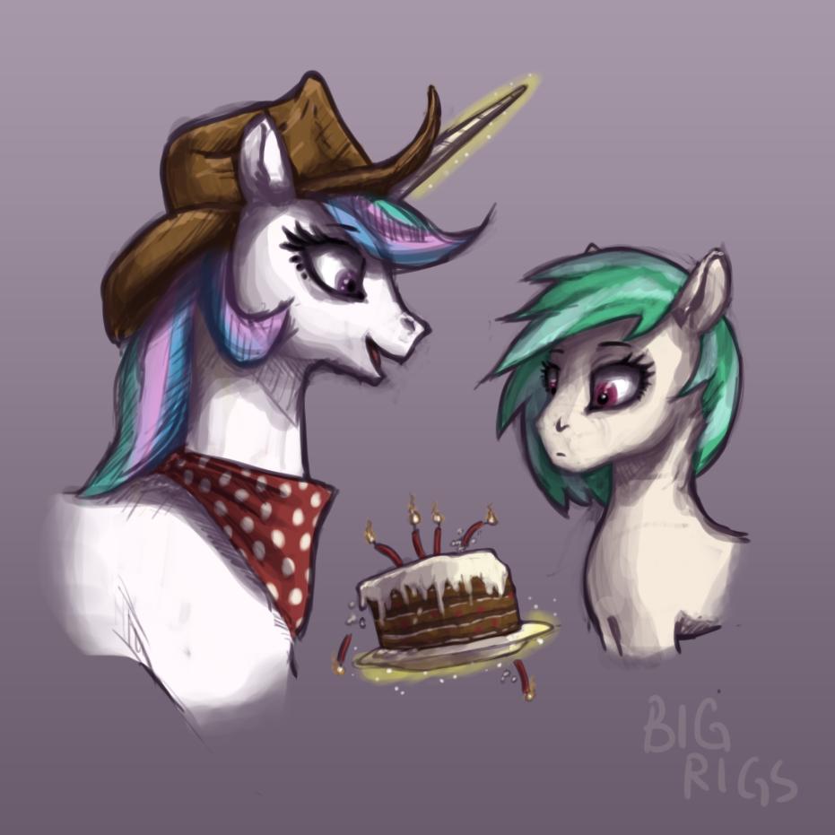 1752211 Applestia Artistbigrigs Birthday Birthday Cake Cake