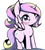 Size: 915x1026 | Tagged: safe, artist:ccc, princess cadance, alicorn, pony, cute, cutedance, female, mare, simple background, solo, white background