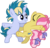 Size: 4570x4393 | Tagged: safe, artist:ironm17, kettle corn, skeedaddle, earth pony, pony, unicorn, absurd resolution, bipedal, cute, dancing, eyes closed, female, grin, kedaddle, kettlebetes, male, shipping, simple background, skeedorable, smiling, straight, transparent background, vector