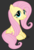 Size: 473x692 | Tagged: safe, fluttershy, pegasus, pony, cute, female, looking at you, mare, shyabetes, smiling, solo