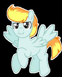 Size: 1100x1364   Tagged: safe, artist:spectrumnightyt, oc, oc:whiplash, pegasus, pony, male, simple background, solo, stallion, transparent background