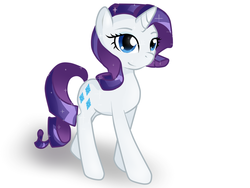 Size: 1024x768 | Tagged: safe, artist:reginonyan, rarity, pony, unicorn, female, mare, simple background, solo, white background