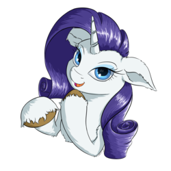 Size: 1900x1900 | Tagged: artist:coldtrail, blue eyes, female, floppy ears, mare, open mouth, pony, rarity, safe, simple background, smiling, solo, transparent background, unicorn