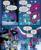 Size: 988x1204 | Tagged: safe, artist:andypriceart, idw, accord, glitter drops, king sombra, nightmare rarity, princess celestia, princess luna, queen chrysalis, tempest shadow, draconequus, pony, unicorn, spoiler:comic, spoiler:comic68, antagonist, armor, broken horn, clothes, comic, cropped, evil celestia, evil luna, evil sisters, eye scar, female, male, mare, official comic, saddle bag, scar, scarf, snow, speech bubble