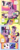 Size: 864x2200 | Tagged: comic, edit, female, lesbian, mirror, polyamory, princess celestia, princess luna, safe, shipping, twilestia, twilight sparkle, twiluna, twilunestia