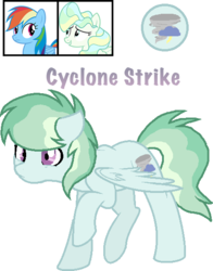 Size: 447x569 | Tagged: artist:saukapie, magical lesbian spawn, male, oc, offspring, parent:rainbow dash, parents:vapordash, parent:vapor trail, pegasus, pony, safe, simple background, solo, stallion, transparent background