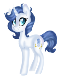 Size: 926x1106   Tagged: safe, artist:spectrumnightyt, oc, oc:spectral moon, oc:spectrum night, pony, unicorn, base used, female, mare, offspring, parent:fancypants, parent:rarity, parents:raripants, rule 63, simple background, solo, transparent background