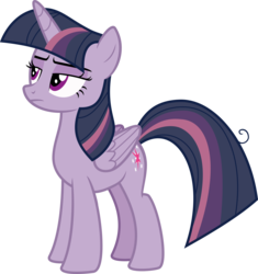 Size: 3000x3194 | Tagged: safe, artist:sollace, mean twilight sparkle, alicorn, pony, the mean 6, .svg available, clone, female, mare, simple background, solo, transparent background, vector, wrong cutie mark