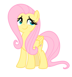 Size: 4000x4281 | Tagged: safe, artist:estories, fluttershy, pony, absurd resolution, cute, female, simple background, solo, transparent background, vector