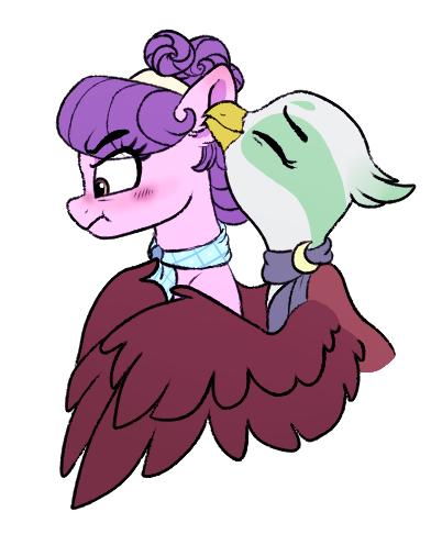 Lesbian with mare