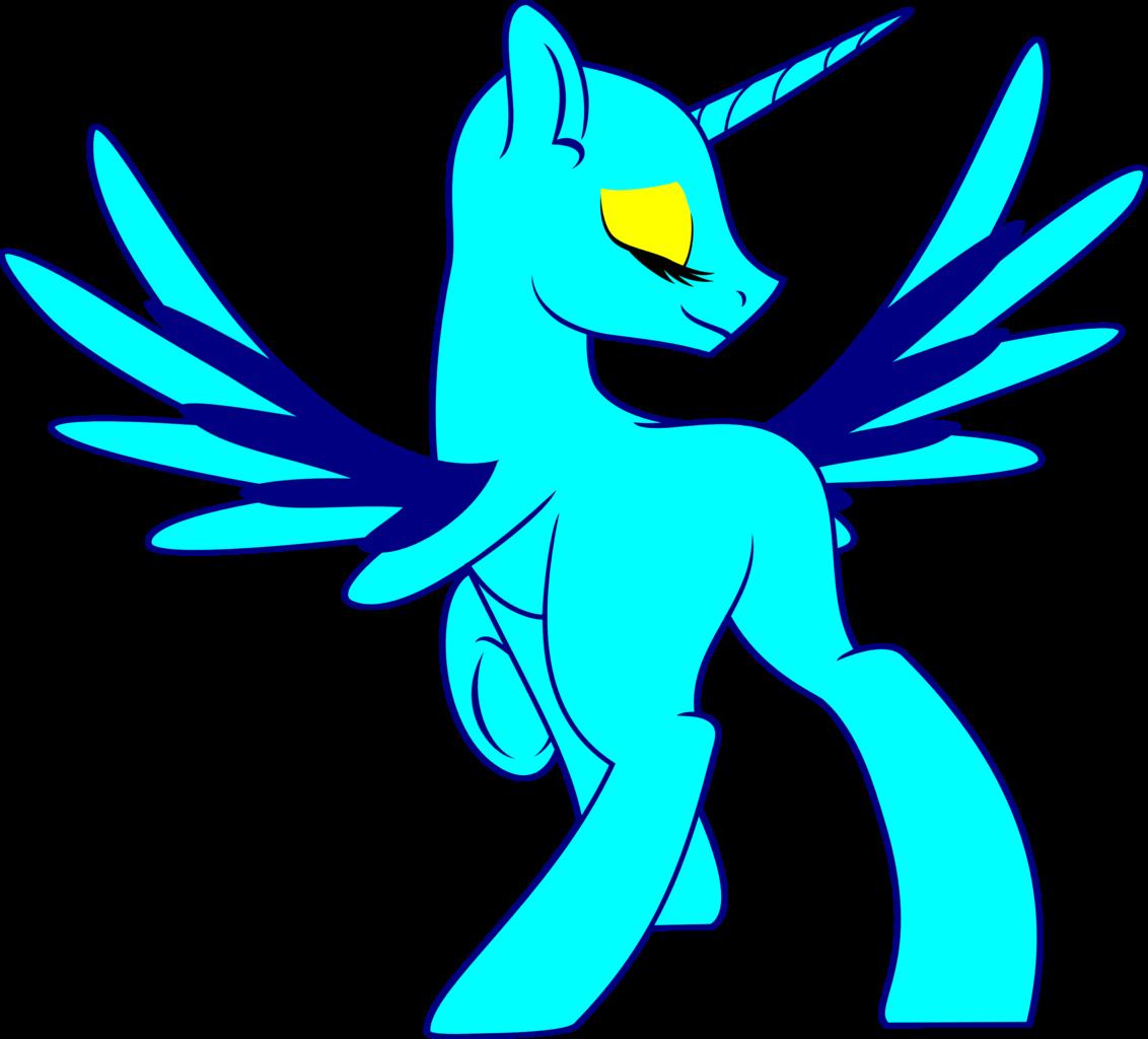 1811397 alicorn base eyes closed female freeuse oc pony