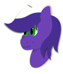 Size: 1604x1879   Tagged: safe, artist:ponkus, oc, oc only, oc:proudy hooves, earth pony, pony, bust, green eyes, lineless, male, minimalist, modern art, request, requested art, simple background, solo, stallion, transparent background, two toned mane