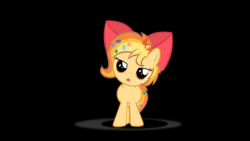 Size: 1920x1080 | Tagged: artist:ponies in reverse, bow, hair bow, lidded eyes, oc, oc:sally candy, safe