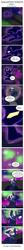 Size: 920x9574 | Tagged: safe, artist:jolliapplegirl, tantabus, oc, oc:desert moon, alicorn, hybrid, sphinx, comic:nightly visits, alicorn oc, ambiguous gender, comic, dialogue, dream, female, filly, interspecies offspring, next generation, offspring, parent:oc:asra, parent:princess luna, parents:canon x oc, sphinx oc