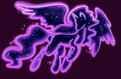 Size: 3882x2550   Tagged: safe, artist:anibaruthecat, tantabus, alicorn, pony, female, mare, solo