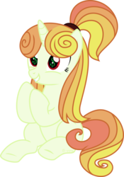 Size: 1024x1466 | Tagged: safe, artist:babyroxasman, oc, oc only, oc:tapaz twist, pony, unicorn, female, mare, money, simple background, sitting, solo, transparent background, vector, wingding eyes