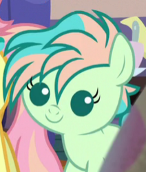 Size: 224x264 | Tagged: baby, baby pony, coral currents, cropped, pony, safe, screencap, solo, the hearth's warming club