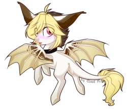 Size: 1598x1373 | Tagged: artist:cloud-fly, bat pony, colt, male, oc, pony, safe, simple background, solo, transparent background