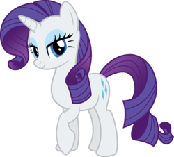Size: 7492x6760 | Tagged: safe, artist:andoanimalia, rarity, pony, unicorn, absurd resolution, female, lidded eyes, looking at you, simple background, smiling, solo, transparent background
