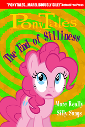Size: 800x1200   Tagged: artist needed, safe, edit, pinkie pie, earth pony, pony, series:pony tales, cover art, the end of silliness?, veggietales
