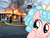 Size: 600x450 | Tagged: safe, artist:countess-clover, cozy glow, marks for effort, burning, cozybetes, cute, disaster girl, irl, meme, photo, pure concentrated unfiltered evil of the utmost potency, pure unfiltered evil, some mares just want to watch the world burn, some men just want to watch the world burn