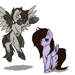 Size: 2000x2000 | Tagged: artist:scribblescribe, flying, oc, old character, old 'sona, pegasus, quick sketch, safe, simple background, sketch, void background, white background