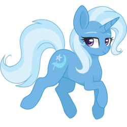 Size: 2048x2048 | Tagged: artist:epochaii, cute, diatrixes, female, mare, pony, safe, simple background, smiling, solo, transparent background, trixie, unicorn