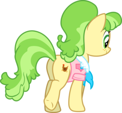 Size: 3231x3000   Tagged: safe, artist:jeatz-axl, chickadee, ms. peachbottom, earth pony, pony, female, mare, simple background, solo, transparent background, vector