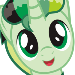 Size: 3601x3601 | Tagged: safe, artist:alphatea, oc, oc:alpha tea, pony, unicorn, cute, face, happy, looking at you, male, open mouth, solo, stallion