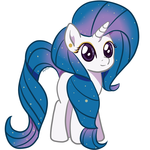 Size: 1024x1024 | Tagged: adoptable, artist:koharuveddette, breedable, ethereal mane, female, magical lesbian spawn, mare, oc, oc only, offspring, parent:princess celestia, parent:rarity, parents:rarilestia, pony, safe, solo, starry mane, unicorn