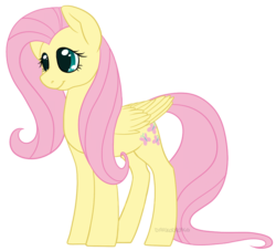 Size: 724x658 | Tagged: artist:darkodraco, female, fluttershy, mare, pegasus, pony, safe, simple background, smiling, solo, transparent background