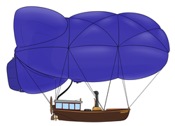 Size: 872x631 | Tagged: airship, artist:the-furry-railfan, blimp, boat, boiler, chimney, no pony, propeller, safe, ship, simple background, solo, specs, upgrade, vehicle, white background