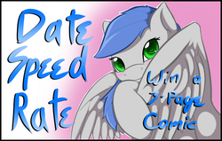 Size: 792x504 | Tagged: artist:edgarkingmaker, auction, commission, female, mare, oc, oc:speed rate, pegasus, safe, your character here