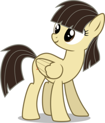 Size: 6000x6998 | Tagged: safe, alternate version, artist:chainchomp2, wild fire, pegasus, pony, wonderbolts academy, absurd resolution, female, mare, simple background, solo, transparent background, vector