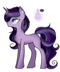 Size: 1500x1800 | Tagged: artist:blocksy-art, female, mare, oc, pony, safe, simple background, solo, transparent background, unicorn