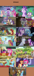 "Size: 1760x3932 | Tagged: a hearth's warming tail, alicorn, applejack, applejack's ""day"" off, artist:nightshadowmlp, barn, clothes, edit, edited screencap, flutter brutter, fluttershy, food, garble, gauntlet of fire, mane seven, mane six, maud pie, mlp season compilation, mud, newbie dash, no second prances, on your marks, pancakes, pig, pinkie clone, pinkie pie, princess ember, princess flurry heart, rainbow dash, rarity, safe, saffron masala, scared, scarf, scootaloo, screencap, season 6, season 6 compilation, shocked, sign, snowfall frost, spice up your life, spike, spirit of hearth's warming past, spitfire, spread wings, starlight glimmer, stranger than fan fiction, street rat, sweetie belle, syrup, table, text, the crystalling, the gift of the maud pie, the saddle row review, trixie, twilight sparkle, twilight sparkle (alicorn), wall of tags, wings"