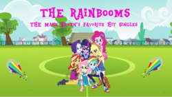 Size: 914x517 | Tagged: applejack, canterlot high, converse, equestria girls, fluttershy, human, pinkie pie, rainbow dash, rarity, safe, shoes, sunset shimmer, the rainbooms, twilight sparkle