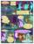 Size: 612x792 | Tagged: safe, artist:newbiespud, edit, edited screencap, screencap, auburn vision, berry blend, berry bliss, citrine spark, clever musings, fire flicker, fire quacker, gallus, huckleberry, ocellus, sandbar, silverstream, smolder, starlight glimmer, strawberry scoop, summer breeze, violet twirl, yona, changedling, changeling, classical hippogriff, dragon, earth pony, griffon, hippogriff, pegasus, pony, unicorn, yak, comic:friendship is dragons, school raze, background pony, bow, comic, dialogue, dragoness, eyes closed, falling, female, fountain, friendship student, glowing horn, hair bow, horn, jumping, levitation, magic, male, mare, raised hoof, running, screencap comic, stallion, student six, telekinesis, teleportation, worried