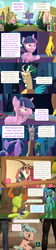 Size: 1920x8640 | Tagged: safe, artist:red4567, cozy glow, discord, grogar, lord tirek, princess ember, queen chrysalis, thorax, twilight sparkle, alicorn, changedling, changeling, changeling larva, human, the ending of the end, spoiler:s09e24, spoiler:s09e25, 3d, age regression, baby changeling, comic, cozybuse, fourth wall, grogar's bell, how it should have ended, king thorax, source filmmaker, this will end in death, this will end in tears, this will end in tears and/or death, twilight sparkle (alicorn), twilight's castle, wing removal